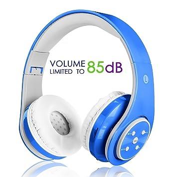 Kabellose Bluetooth Kopfhörer Für Kinder Amazonde Elektronik