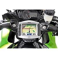 Strumenti Quick Lock Supporto di GPS. Nero. Kawasaki Z 1000SX [Automotive]