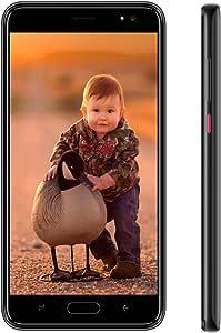 Moviles Libres Android 9.0, DUODUOGO 5.5 Pulgadas 16GB ROM ...