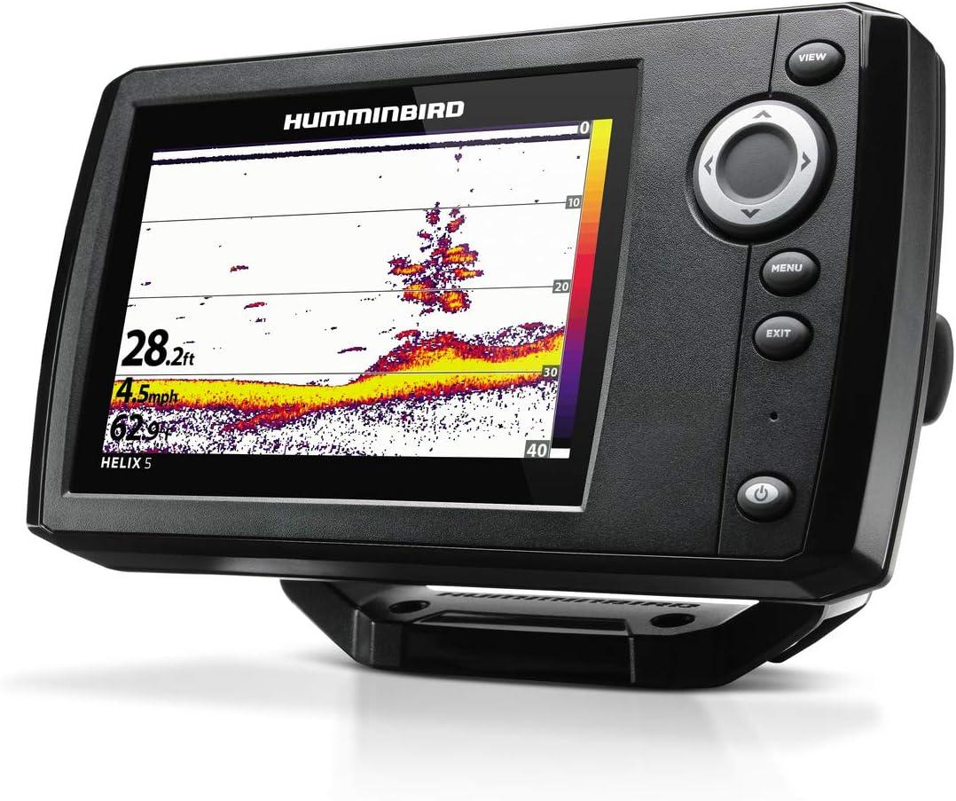 Humminbird FIshfinder 410200-1 Helix 5 DI G2