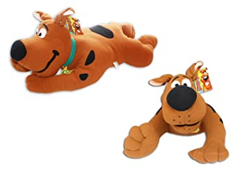 Scooby Doo 80cm Muñeco Peluche Perro Warner Dibujos Animados Serie TV