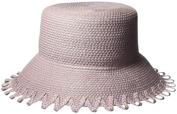 d2891390d33 Eric Javits Luxury Women s Designer Headwear Hat - Eloise - Opal at ...