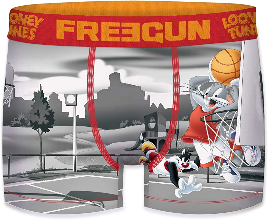 Freegun Boxer da uomo Looney Tunes
