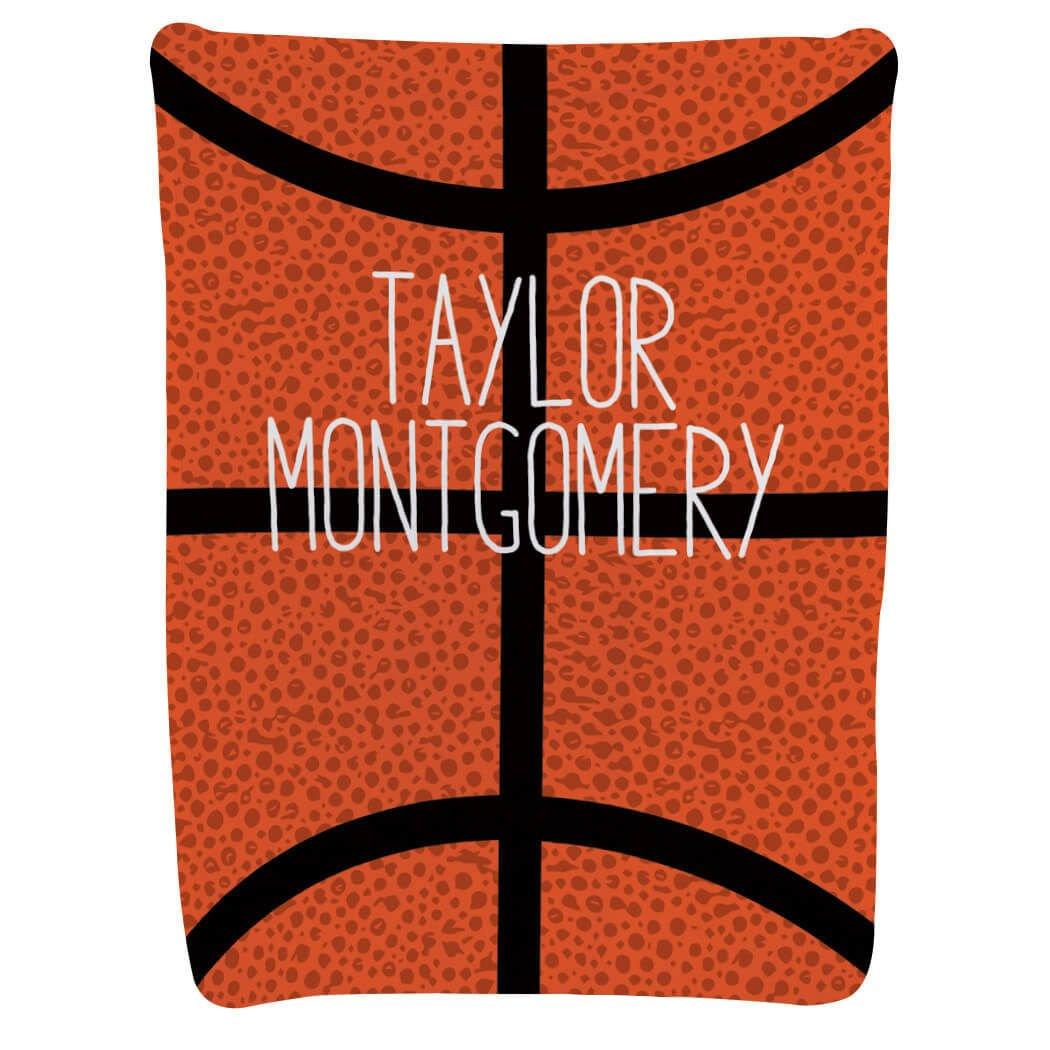 Basketball Baby & Infant Blanket | Giant Basketball