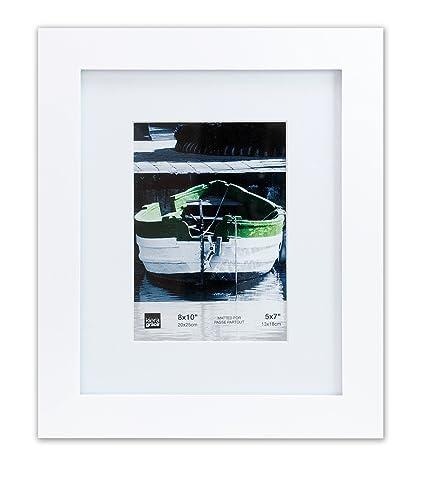 Amazon.com: Kiera Grace PH43791-4 Langford Wood Picture Frame, 8\
