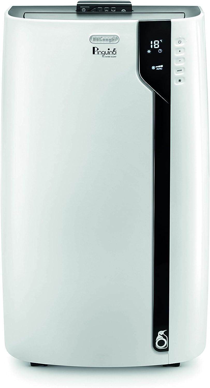 Delonghi PAC EX100 Portable Air Conditioner, Plastic [Energy Class A++]