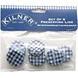 Kilner Twist Top Lid Pack D, Set of 6