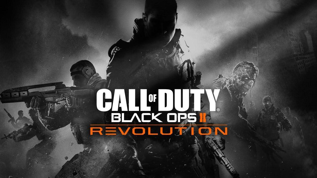 Amazon com: Call of Duty Black Ops II: Revolution DLC - PS3 [Digital