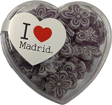 Caramelos Violeta - I Love Madrid - Pack 36 cajas de 70 gramos cada - 2,5 KG: Amazon.es: Alimentación y bebidas