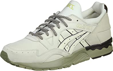 Asics Gel Lyte V Sneakers Men Off White US 9.5 EUR 43.5 CM 27.5