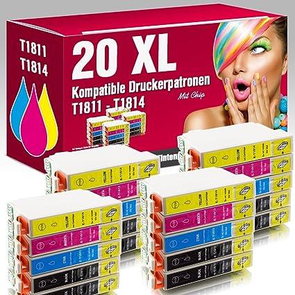 MS de Point® Cartuchos de impresora para Epson Expression Home XP ...