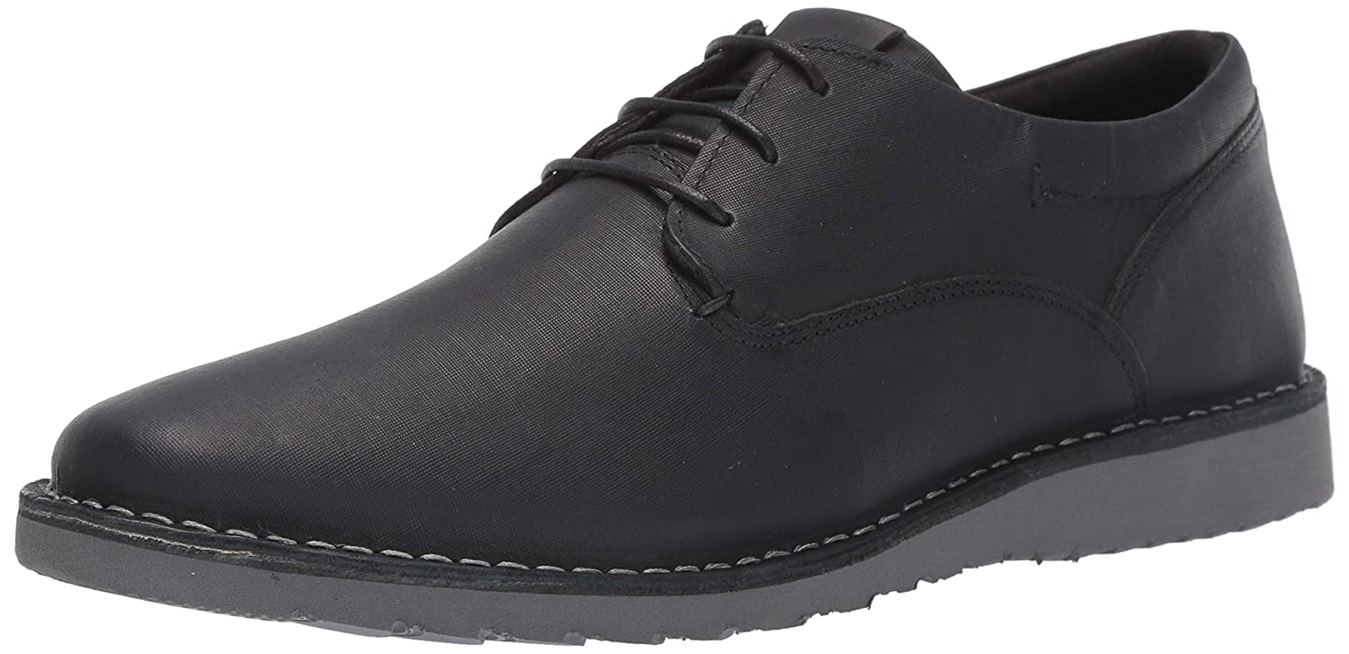 Leather Black Steve Pallot PALL01M1 Mens Madden