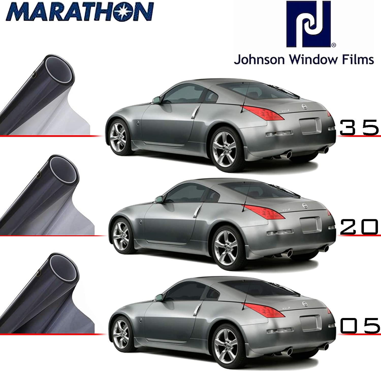 Pellicola Oscurante Vetri Johnson Marathon Professionale 3m x 51cm 30/%