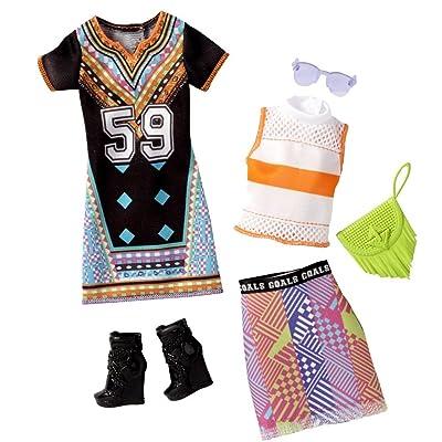 Barbie - Mode & Accessoires pour les Vêtements de Poupée Barbie - Pattern Style