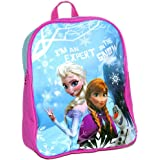 Disney® Frozen Official Kids Children Girls School Travel Rucksack Backpack Bag - Elsa Anna and Olaf