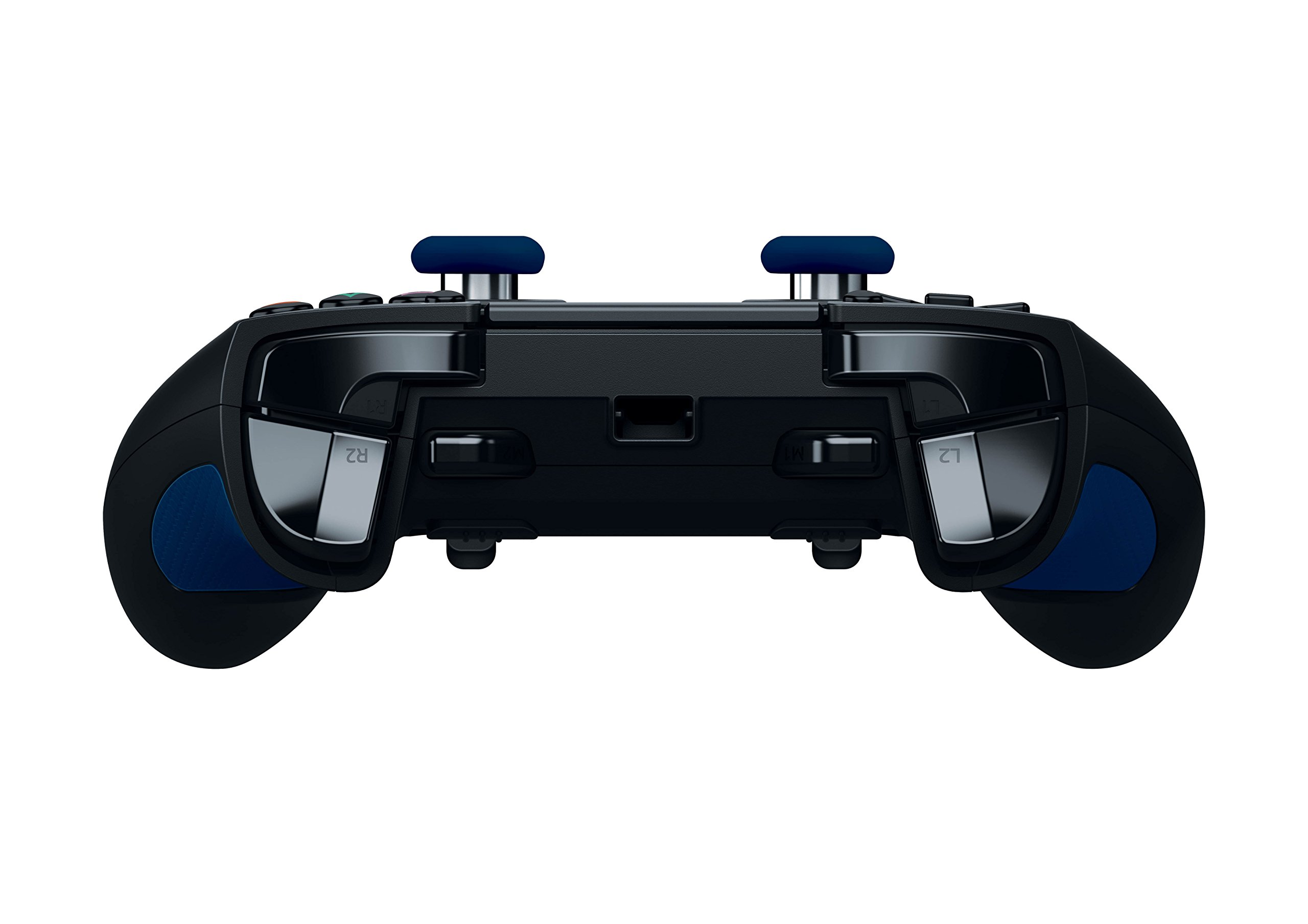 Razer Raiju - Next-Gen Premium Gaming Controller for PlayStation 4 - Fully-Programmable Hyper-Responsive Buttons, Blue by Razer (Image #3)