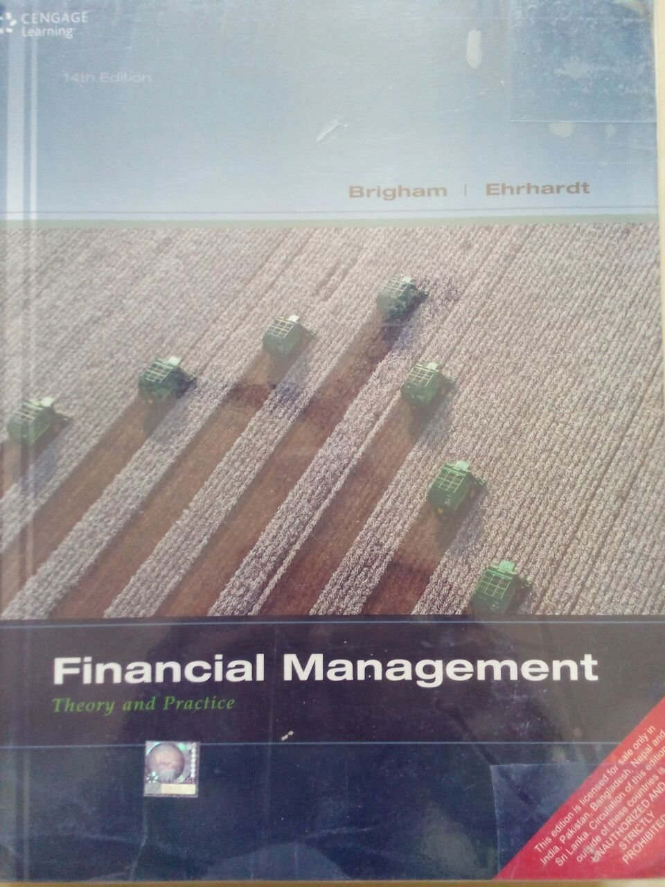 Buy Financial Management Theory Practice Theory And Practice