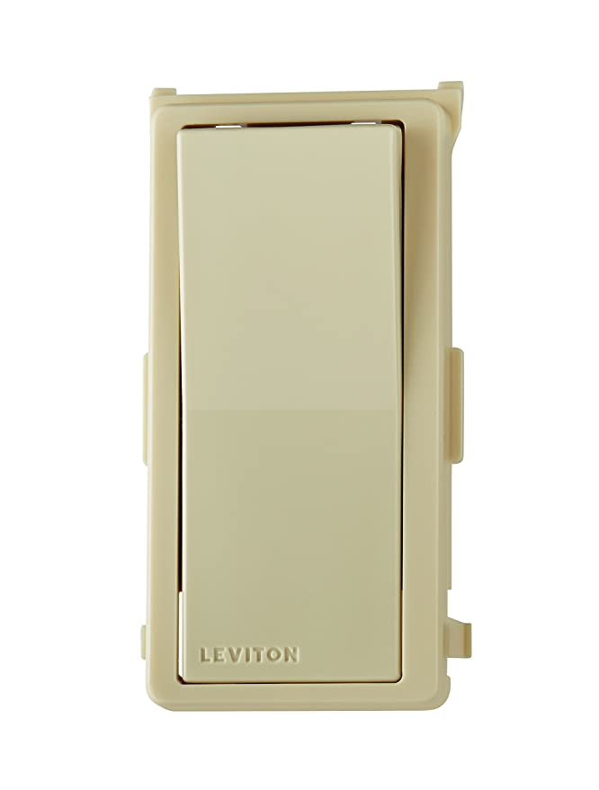 Leviton DDKIT-SI Decora Digital/Decora Smart Switch Color Change Kit, Ivory - - Amazon.com