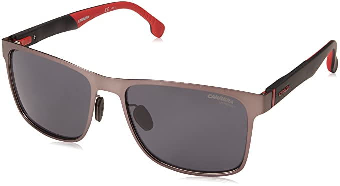 Carrera Gafas de Sol 8026/S RUTHENIUM/GREY hombre: Amazon.es ...