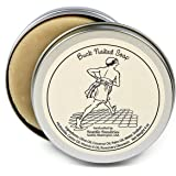 Buck Naked Soap - 100% Natural & Handcrafted, in Reusable Travel Gift Tin
