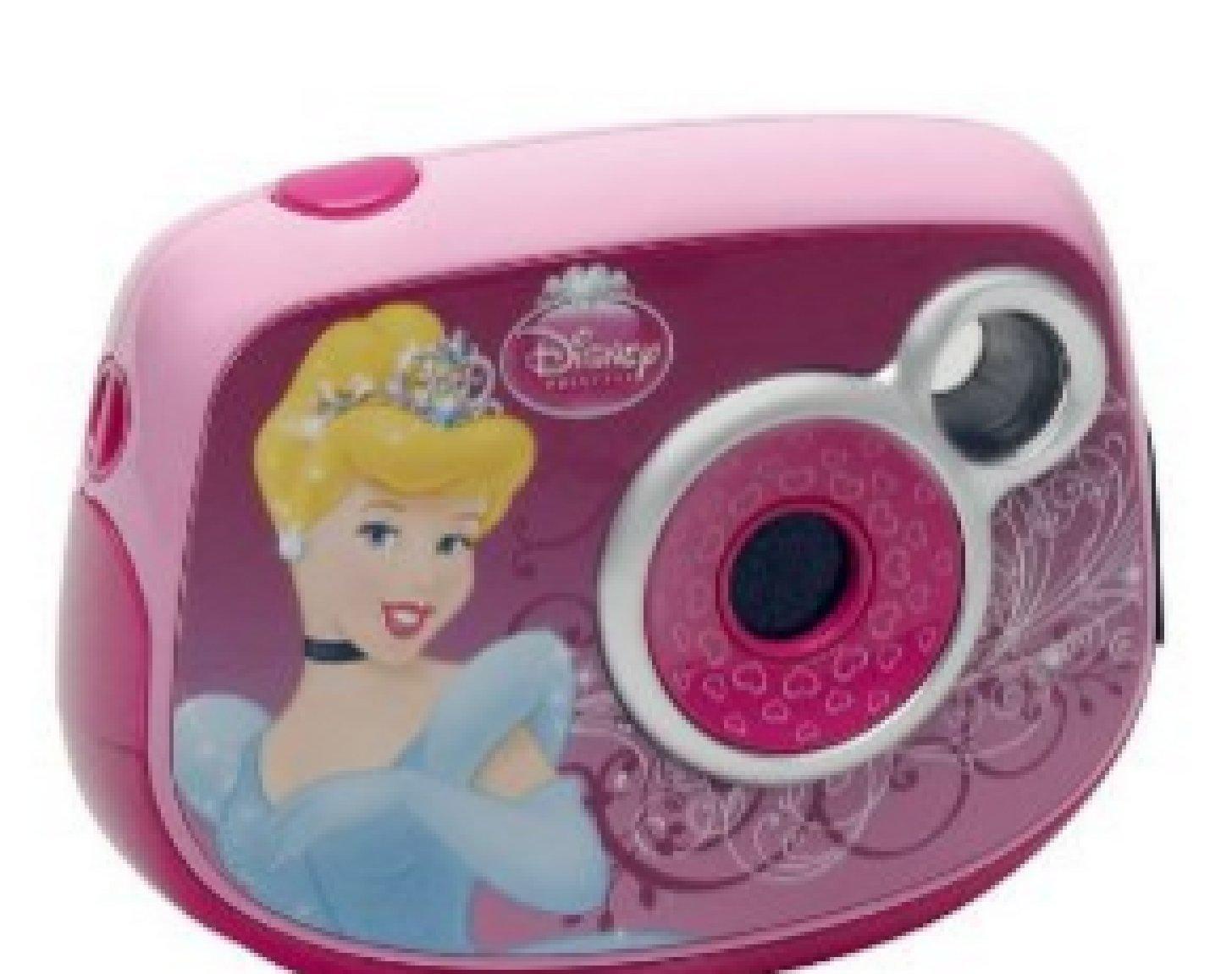 Lexibook - DJ014DP - Jeu Électronique - Appareil Photo Numérique - Disney Princesse 1,3 Mégapixels [並行輸入品] B01DSD1HCA