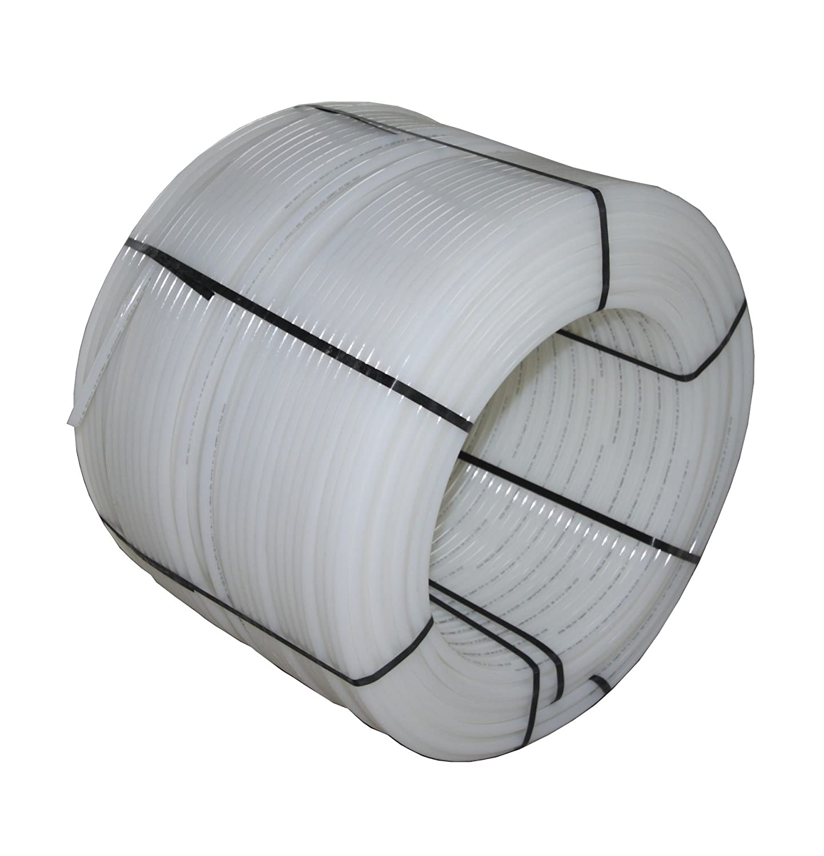 200m Rolle 17 x 2 mm PE-RT Rohr f/ür Fu/ßbodenheizung