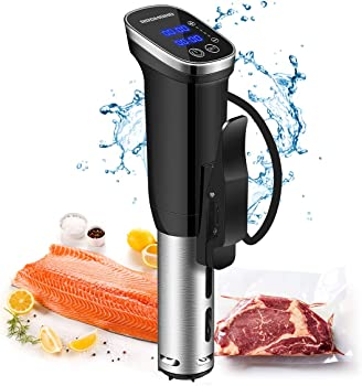 Redmond Sous Vide Cooker with Free Recipes