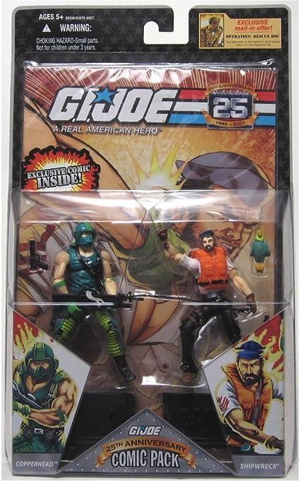 Amazon.com: G.I. Joe Hasbro 25th Anniversary 3 3/4