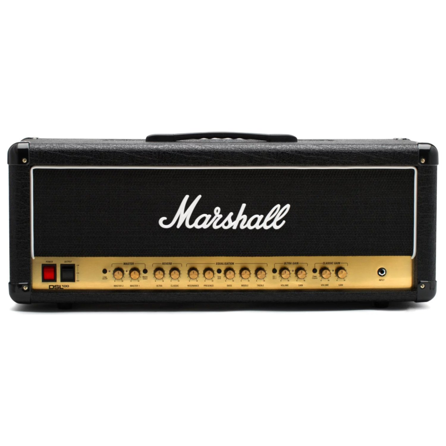 Marshall Amps M-DSL100HR-U Guitar Amplifier Head by Marshall Amps