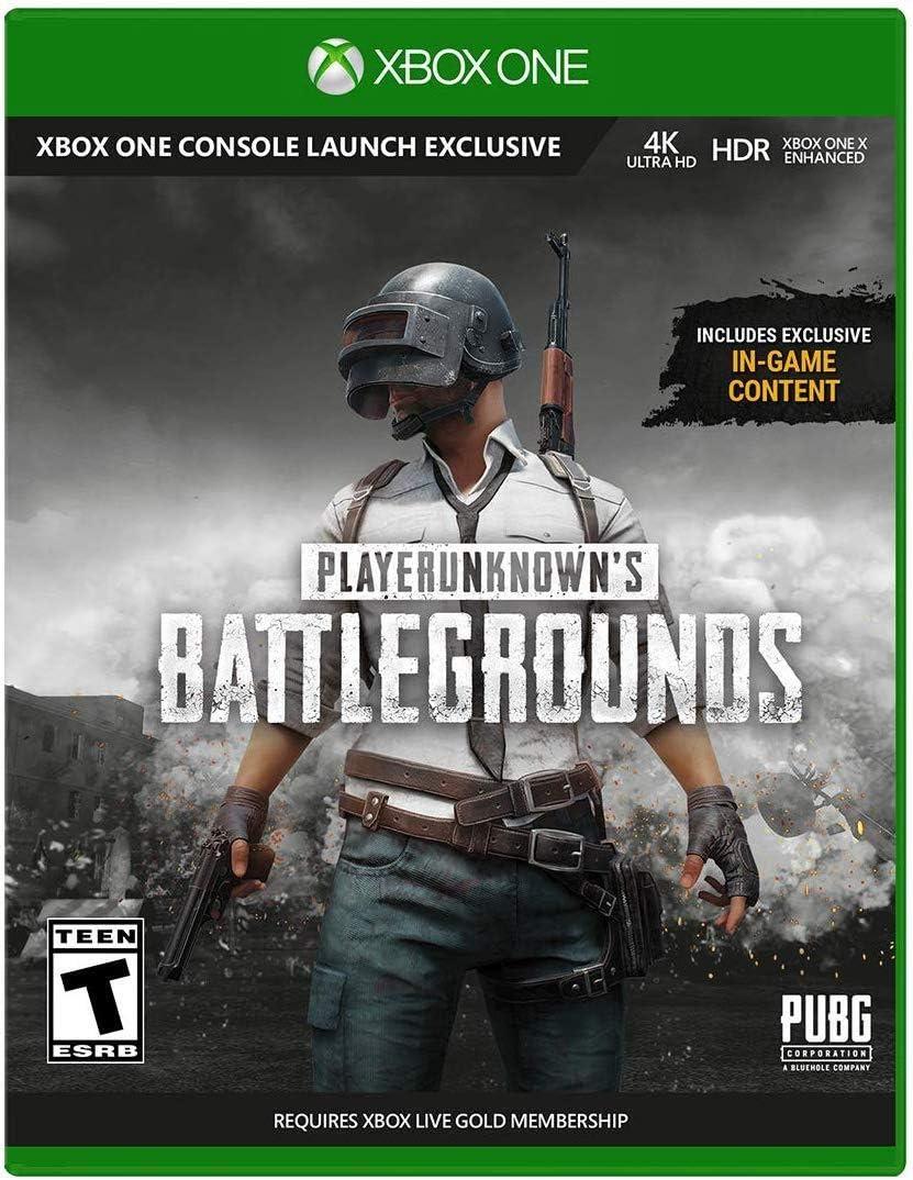 Amazon com: Playerunknown's Battlegrounds - Full Product