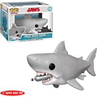 Funko Pop! Movies: Jaws - Jaws w/ Diving Tank 6""