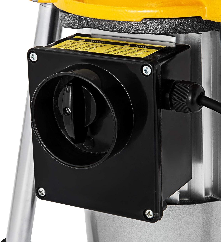 VEVOR Machine D/éboucheur /électrique 500W 400 tr//min Machine de Nettoyage de Tuyaux Des Tubes pour 5 mx10 mm//20/m x16mm D/éboucheur /Électrique de Canalisation Utilisation Facile pour Toilettes