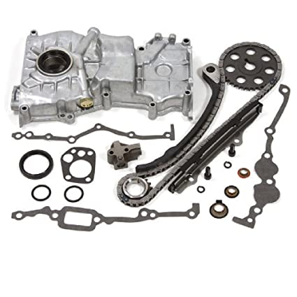 Amazon com: Nissan Pickup Stanza Axxess 2 4L Timing Chain