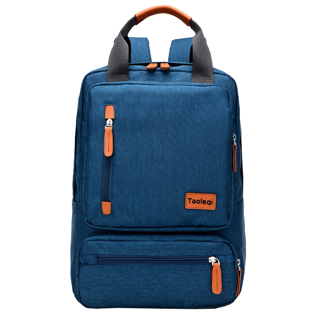 7beb36307a Super Modern Unisex Retro Canvas Laptop Backpack Multi-pocket Travel Backpack  Cool HandBag Book Bag