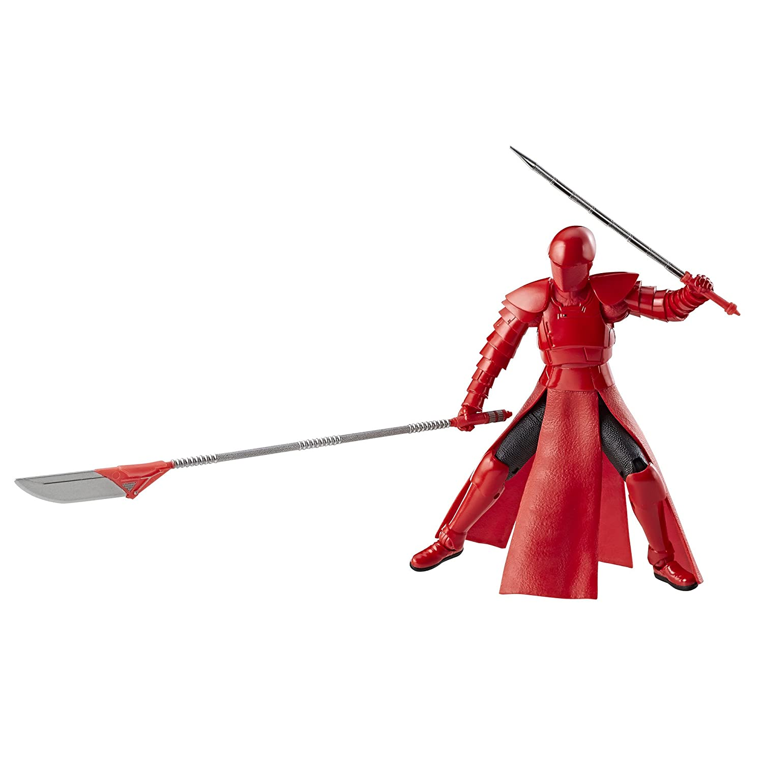 Star Wars The Black Series Elite Praetorian Guard (with Heavy Blade) (Amazon Exclusive) Hasbro - Import C3229AT7