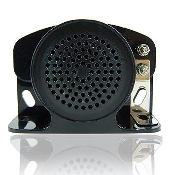 Genssi Alarma de advertencia de marcha atrás, 102 dB, tono ...
