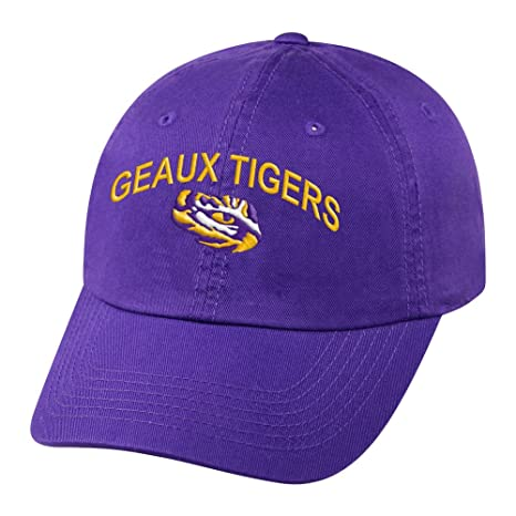 Amazon.com   Elite Fan Shop LSU Tigers Womens Purple Hat ... f224f01153