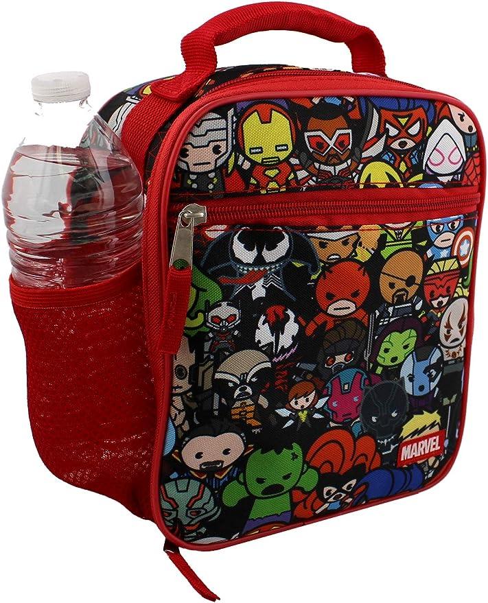 Kinder Brotdose BPA frei Geburtstag Avengers Spiderman 2021 Lunchbox Kindergarten Sandwichbox Avengers 2021 Paw Patrol Mickey Bentodose: Eisk/önigin 2 Anna Elsa Frozen PJ Masks