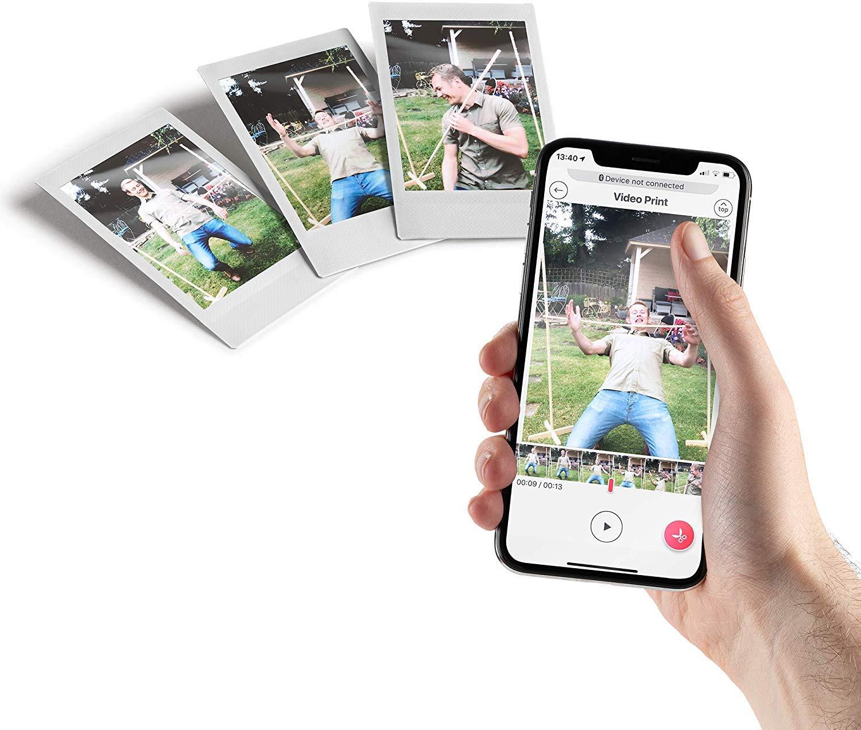 Instax 16640682, Impresora para Smartphone, 1, Blanco