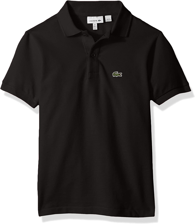 L1812 Short Sleeve Classic Pique Polo Shirt Lacoste Boys Boy