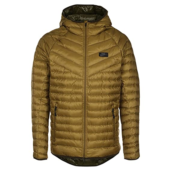 nike guild 550 down hooded