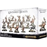 Games Workshop Warhammer Age of Sigmar Slaves to Darkness: Untamed Beasts