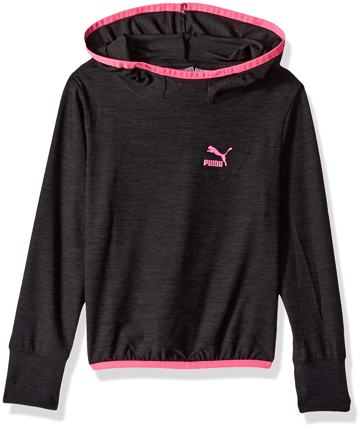 PUMA Toddler Girls Cropped Hoodie