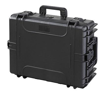 Max MAX540H190S IP67 resistente al agua nominal de tapas rígidas para fotografía equipo estanca resistente de