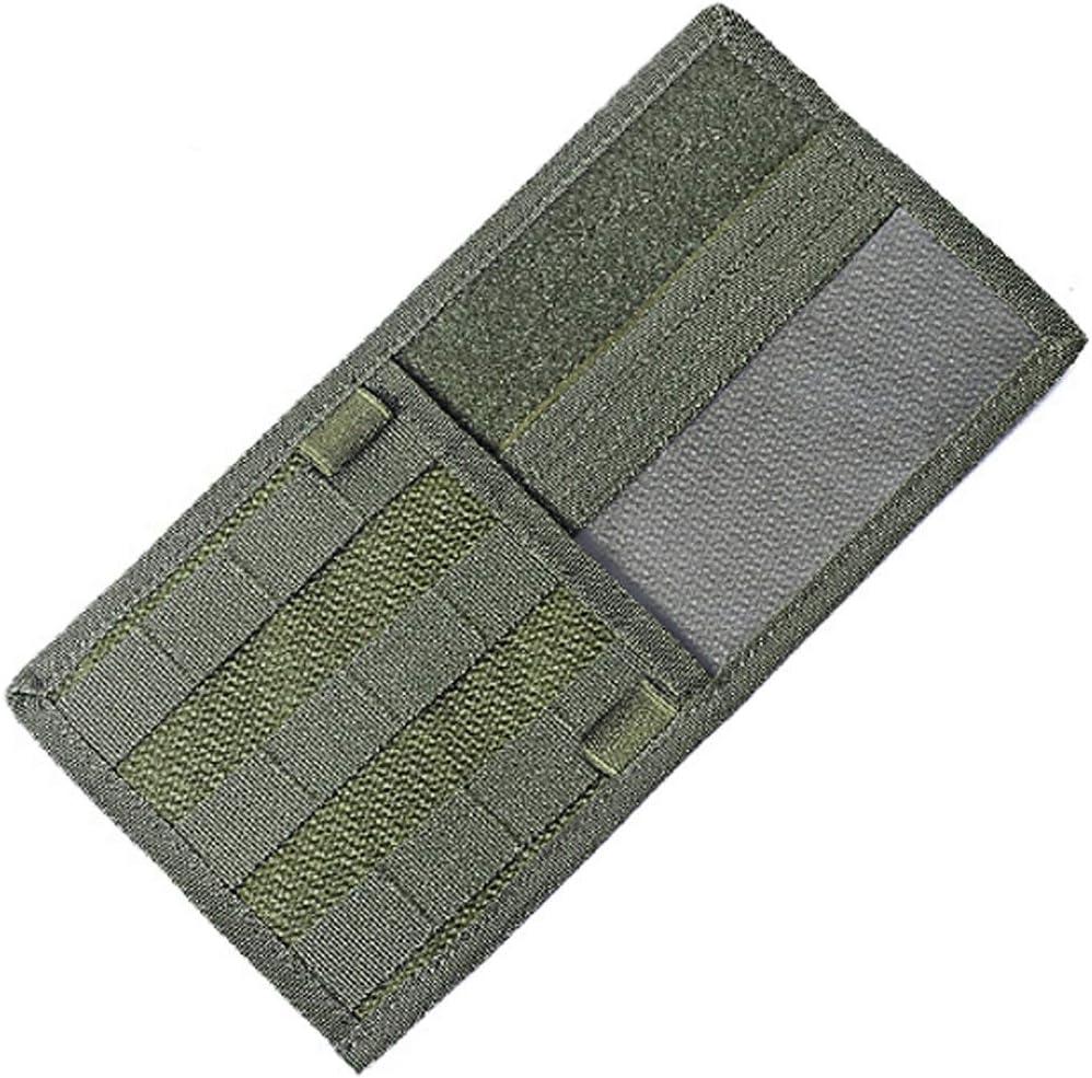 Color : Black Topsale-ycld Tactical MOLLE Car Sun Visor Bag Cami/ón Veh/ículo Visor Panel Organizador CD Bag Holder Bolsa Auto Accesorios