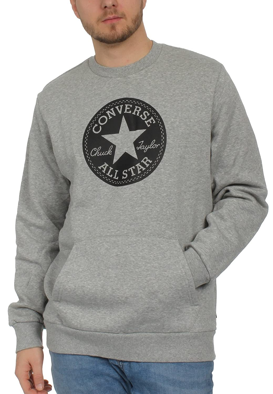 Converse Chuck Patch Graphic Crew Sweatshirt Herren