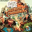 Flick 'Em Up: Red Rock Tomahawk Expansion Tabletop Game