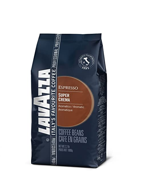 Lavazza Super Crema Review