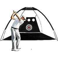 CROSSFINGERS Siatka golfowa, idealna sieć do golfa / siatka do ćwiczeń golfowych/pomoc do treningu w golfa do ostrzenia…