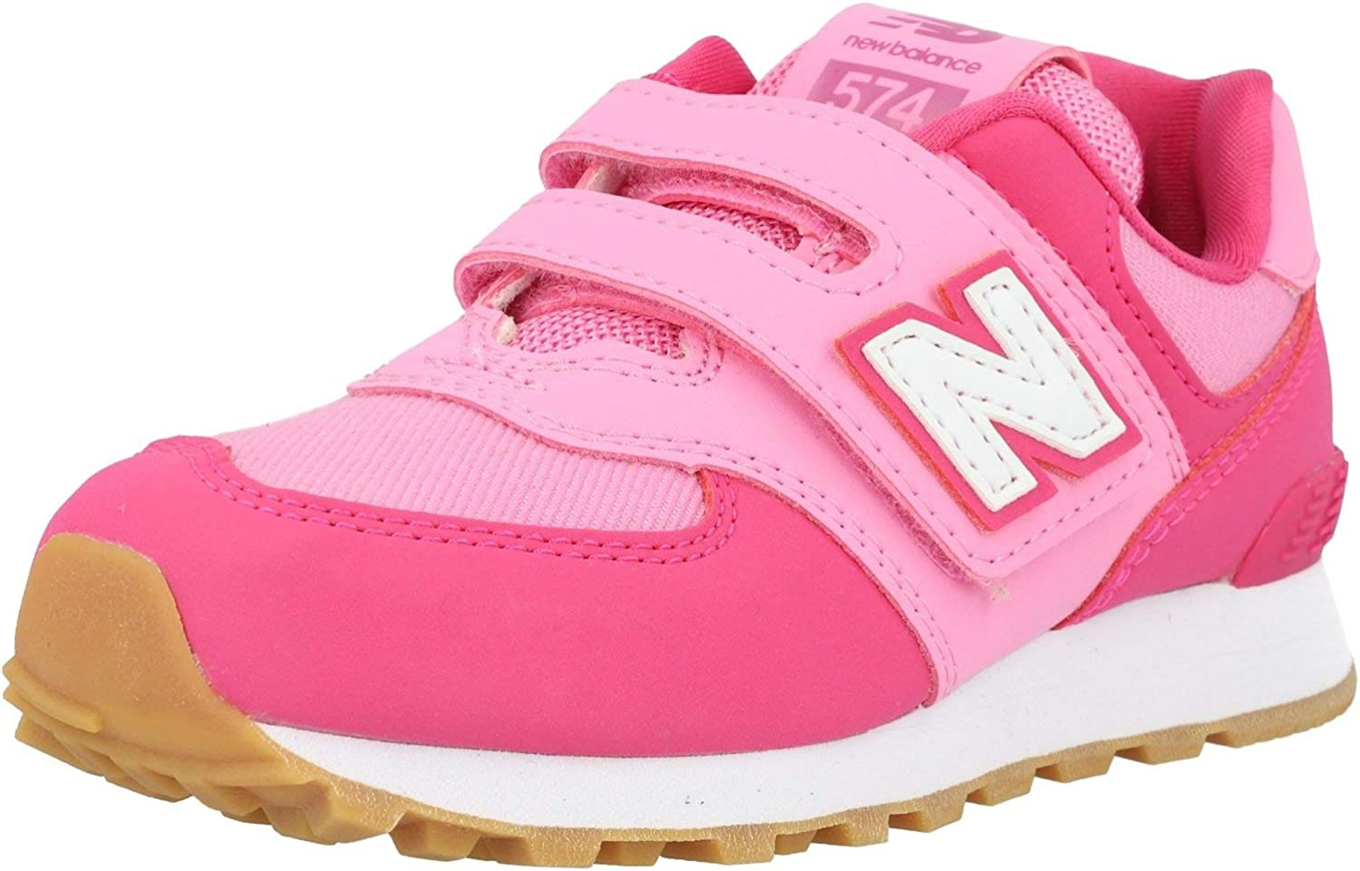 New Balance 574 Exhuberent Pink/Candy